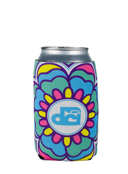 DCI Sublimated Flower Koozie