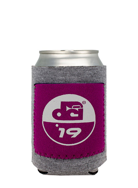 DCI 2019 Tour Knit Pocket Koozie