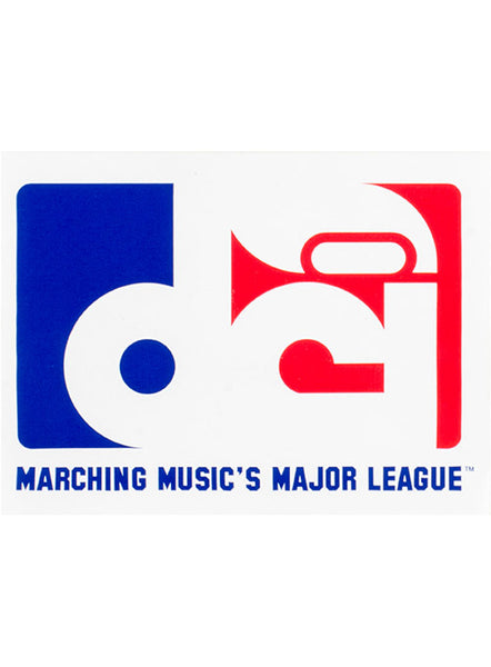 DCI Marching Music's Major League Decal