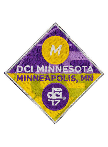 DCI 2017 Minnesota Regional Patch