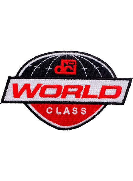 DCI World Class Patch