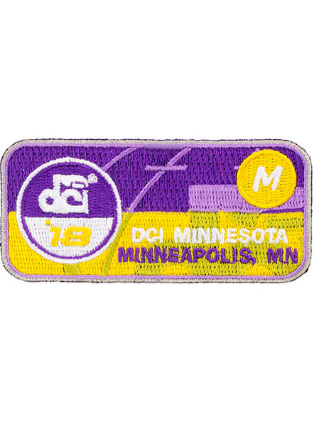 DCI 2018 Minnesota Patch