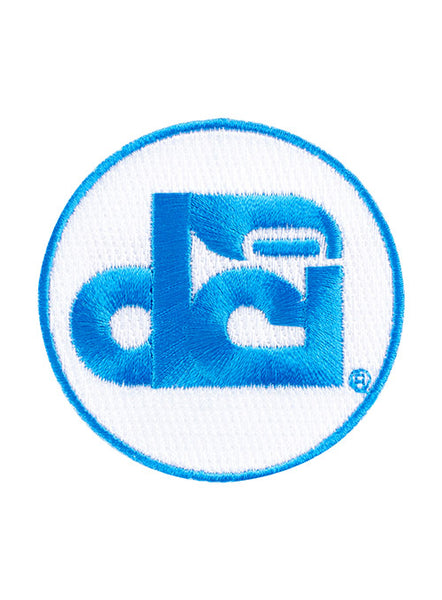 Drum Corps International Blue Logo Patch