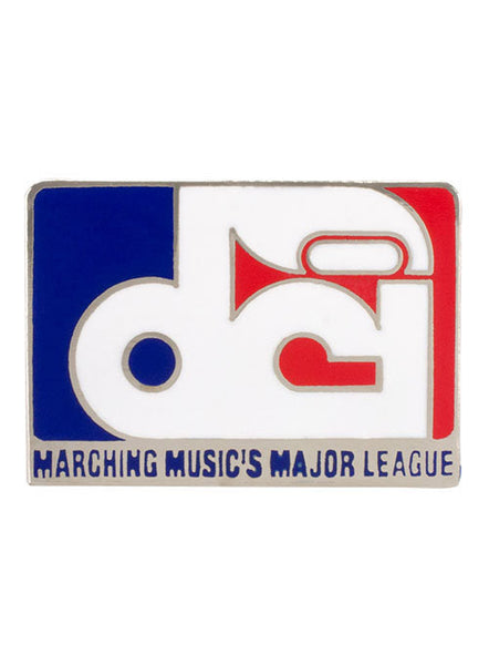 Marching Musics Major League Pin