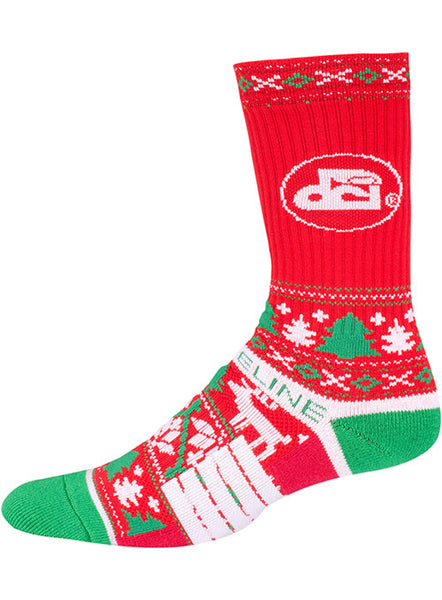 DCI Ugly Christmas Socks