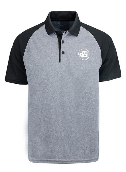 DCI Adult Raglan Polo