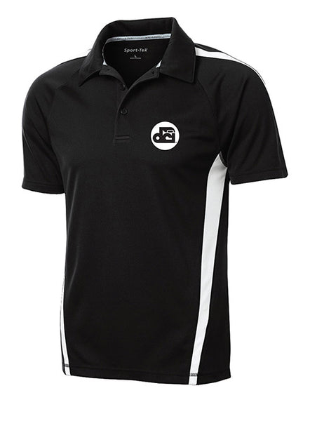DCI Textured Patch Polo