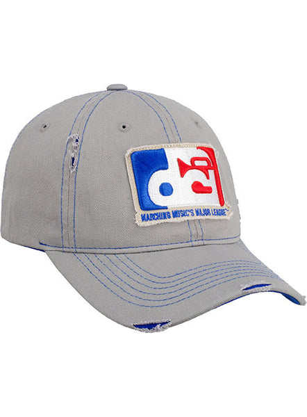 DCI Frayed Patch Hat
