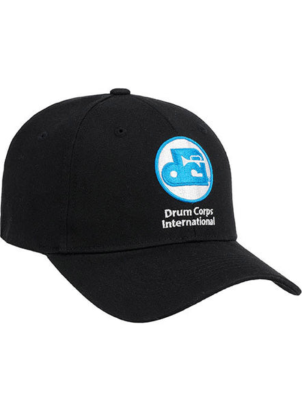 DCI Flex-Fit Black Hat