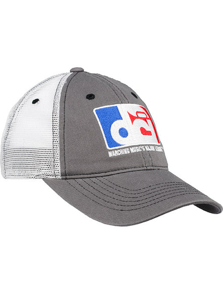 DCI Unstructured MMML Frayed Patch Hat