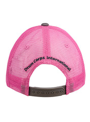 DCI Hot Pink Mesh Hat