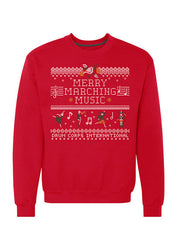 DCI Ugly Sweater Sweatshirt