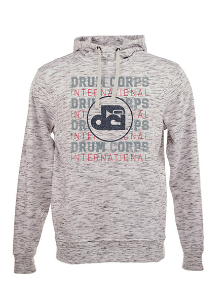 DCI Cowlneck Hooded Pullover