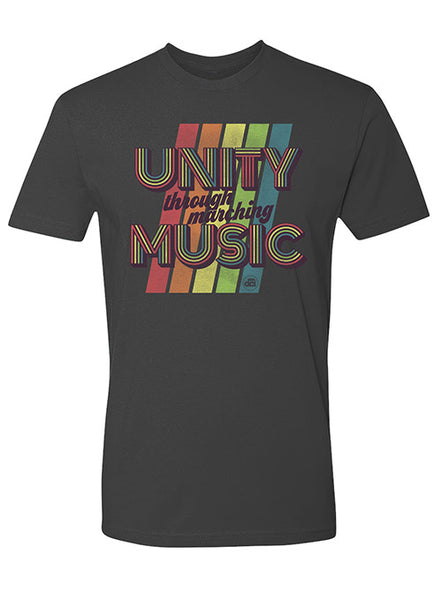 Unity Through Marching Music T-Shirt
