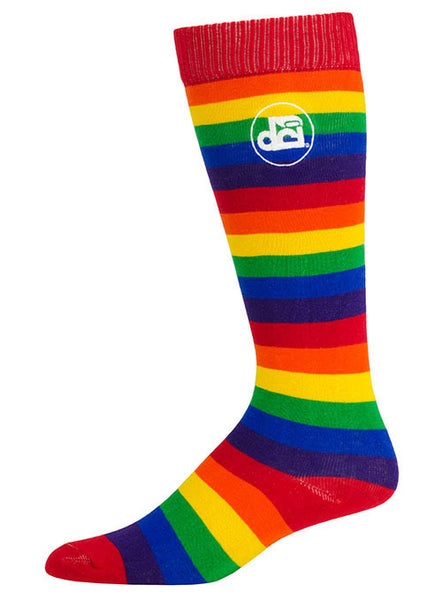 DCI Rainbow Socks