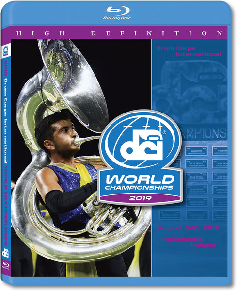 2019 World Championships Blu-ray Set