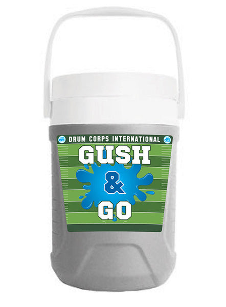 GUSH & GO 1 Gallon Water Jug