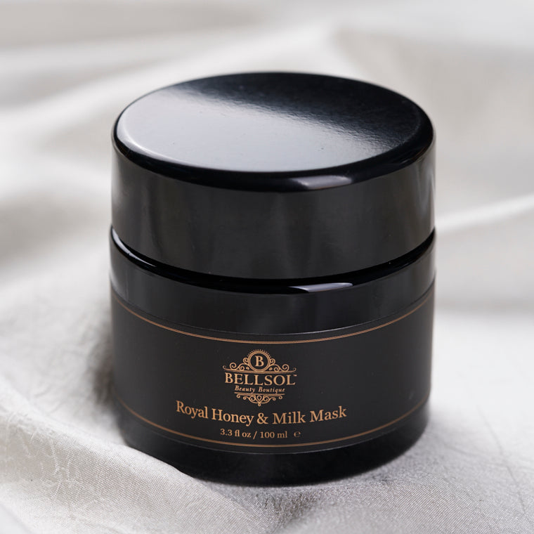 Royal Honey & Milk Mask
