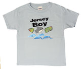 Boys 4-20 Jersey Boy With Foil Print Water Youth T-Shirt