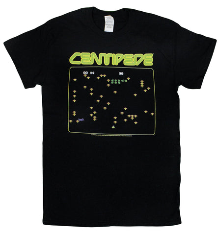 Men's Atari Centipede Vintage Style Video Game T-Shirt