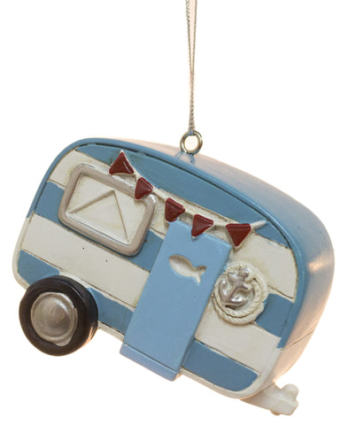3 Inch Nautical Camper Christmas/ Everyday Ornament