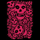 This Misfits Skull and Logo All Over Print Ladies Racerback Tank Dress
