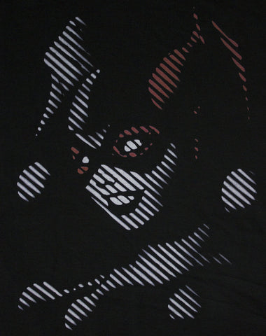 Men's DC Comics Harley Quinn Through The Blinds T-Shirt