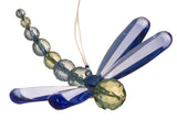 Crystal Expressions Acrylic 3.5 Inch Dragonfly Ornament/ Sun-Catcher