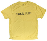 Tribal Surf Men's Short Sleeve Loose-fit Fast Dry Rash Guard