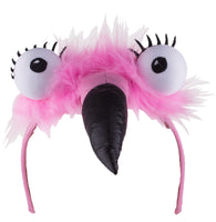Funny Costume Accessory- Comical Flamingo Headband