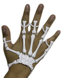 Bone Collection Elastic Skeleton Hand Jewelry