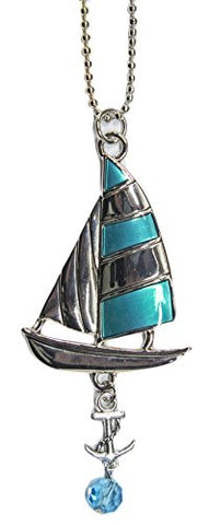 Ganz Car Charm Nautical Collection - Sailboat