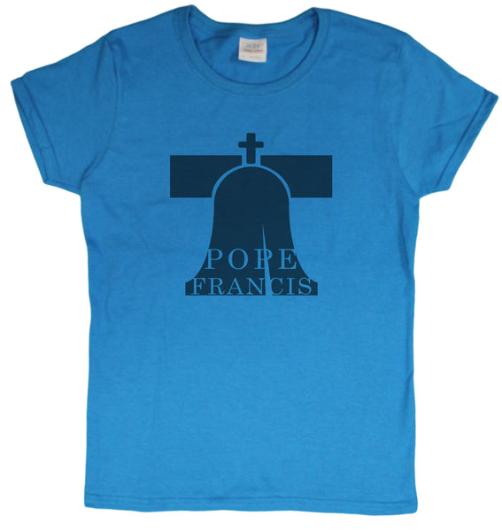 "Ladies ""Pope Francis"" Commemorative T-Shirt"