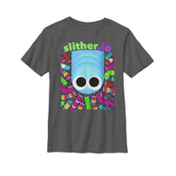 "Unisex Kids Officially Licensed Slither.io T-Shirt ""Slither Ones"" Youth Sizes"