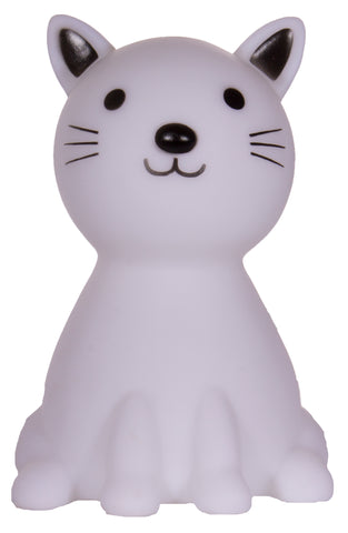 5.5 Inch Color Changing Cordless Kitty Cat Light