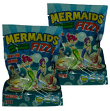2 Pack! Fizzy Mermaid - Drop In Water, Watch It Fizz, Reveal A Mermaid!