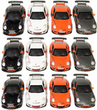 One Dozen High Quality Die Cast Model 2010 Porsche 911 GT3 RS