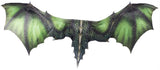 Costume Accessory - Posable Dragon Wings with Elastic Strap