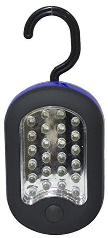 3.5 Inch 27 LED Work Light With Swivel Hanger and Magnet