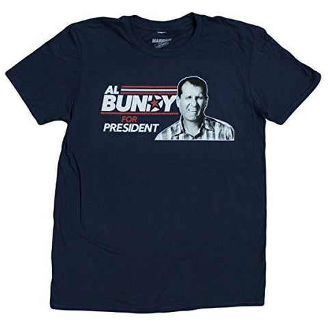 Married With Children Al Bundy For President Men's T-Shirt
