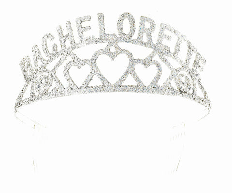 Forum Novelties Glitter Tiara (Bachelorette)