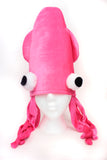 22 Inch Squid Novelty Costume Hat - One Size - Choice Of Color