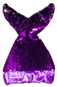 Costume Accessory - Color Changing Sequin Mermaid Tail Hat