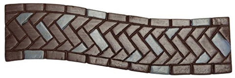 "Ganz Collectible Fairy Garden 6.5"" Brick Walkway"