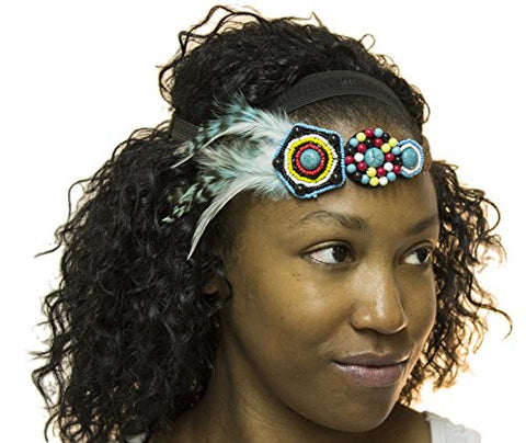 Jacobson Hat Company Ladies Native American Headband