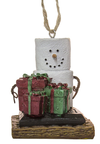 S'Mores Christmas Presents Christmas/ Everyday Ornament