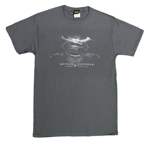 DC Comics Batman VS Superman Logo Men's T-Shirt