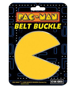 PacMan Belt Buckle PacMan [Toy]