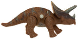 Set of 4 Wind Up Triceratops Dinosaur Toys