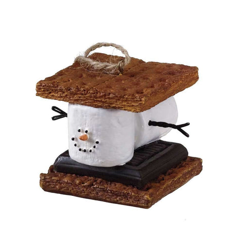 S'mores Sandwich Christmas/ Everyday Ornament